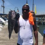 061718 Sea Bass Charter 2 Ocean City Maryland