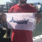 071518 Blue Marlin | Fishing Report Ocean City MD