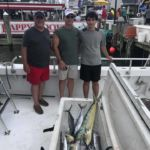 080718 Fishing Report Mahi and Mackerel