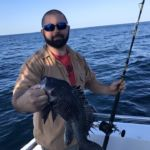 082418 Sea Bass Fishing Report